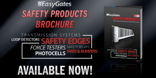 EasyGates Produce Safety Products Brochure