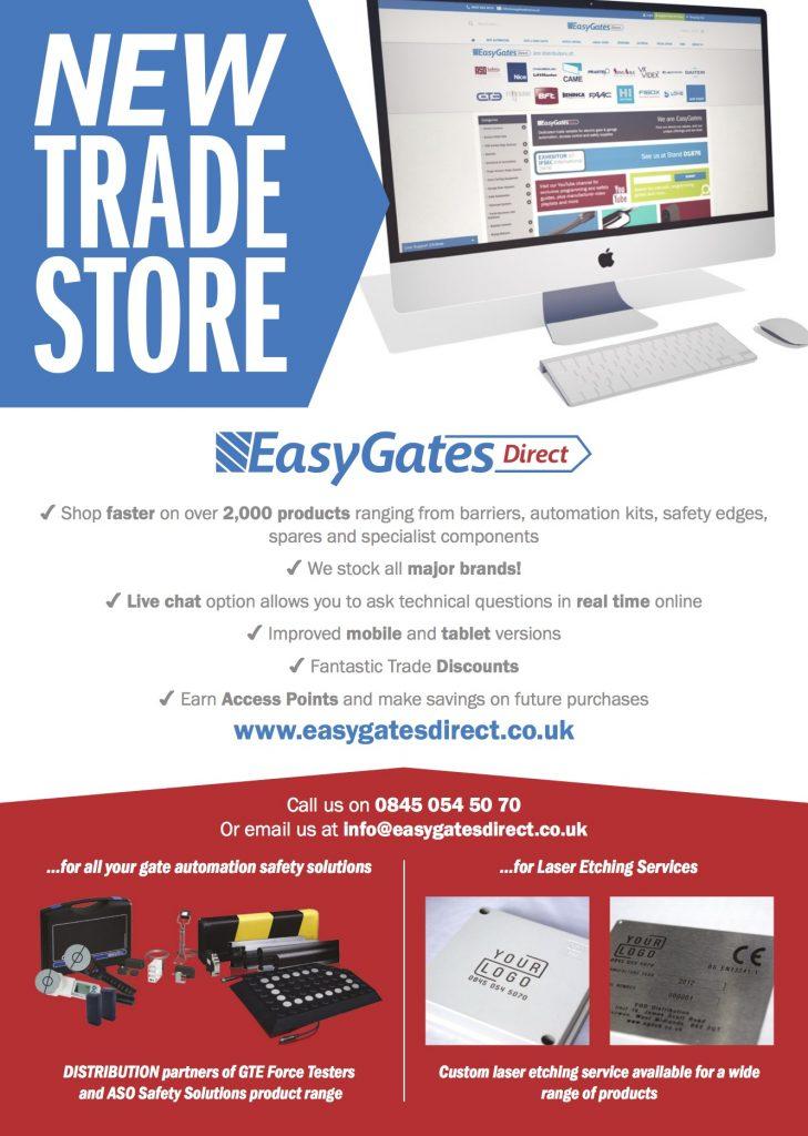 Trade Store Press Ad