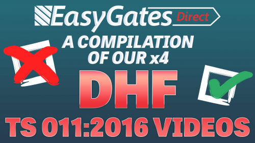 The EasyGates Guide to the DHF TS 011:2016 Code of Practice
