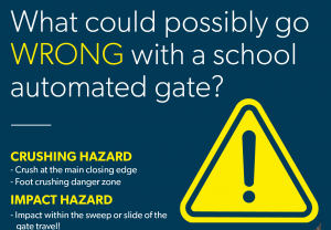 Supporting Gate Safety in Schools