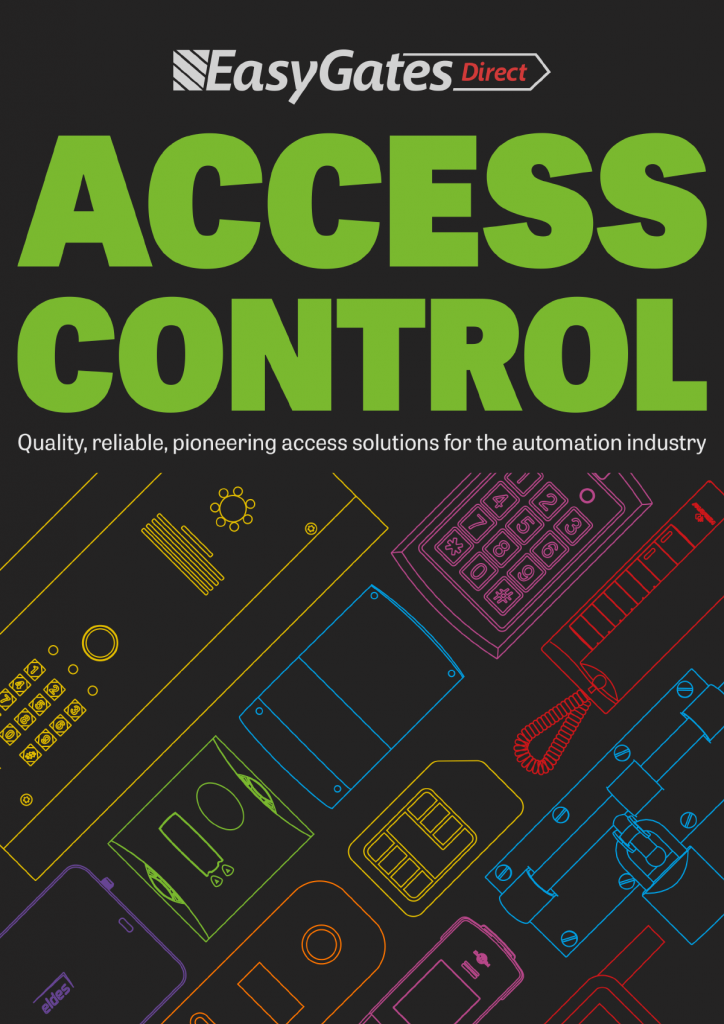 Access Control Brochure Draft Cover