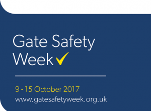 Gate Safety Week Logo