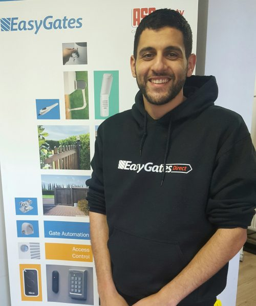 EasyGates Direct Recruit Assistant Technical Manager