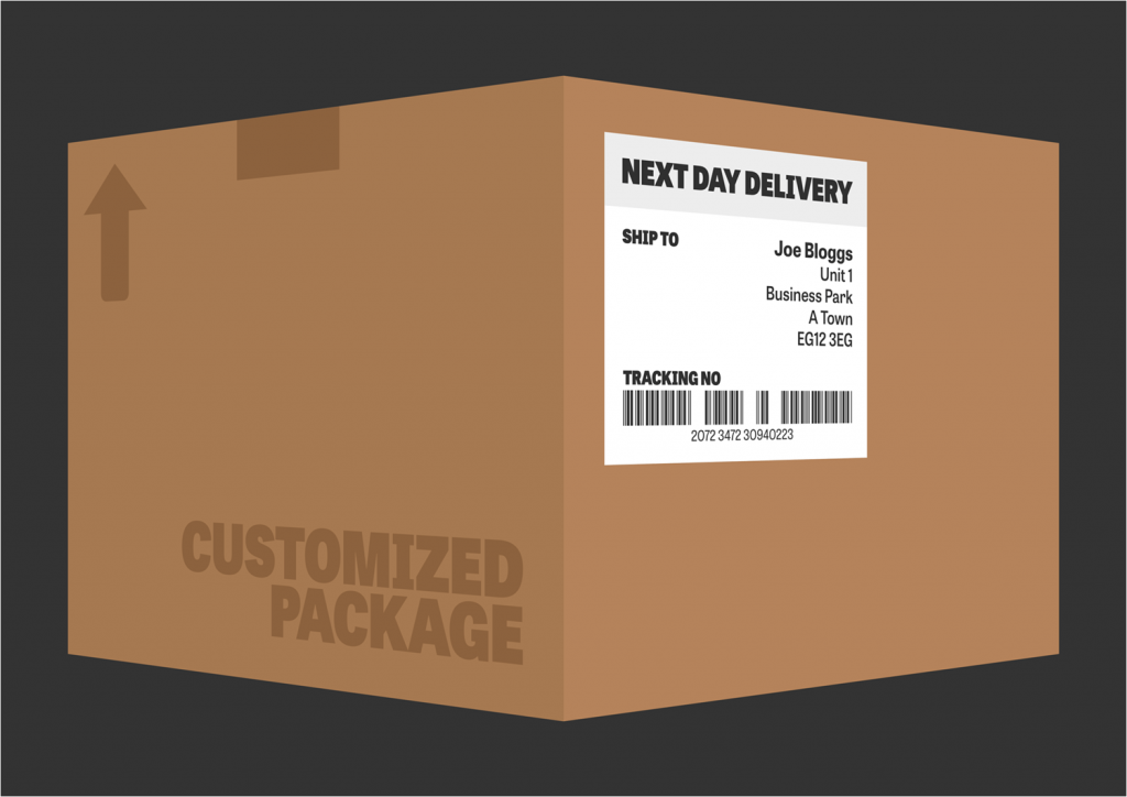 Customised Packages