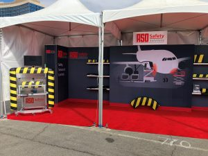 EasyGates Direct Support ASO Safety Solutions at GSE, Las Vegas