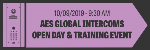 AES Global Intercoms Open Day & Training