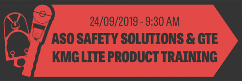 ASO Safety Solutions & GTE KMG Lite Product Training