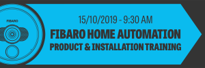 Fibaro Home Automation Training – October