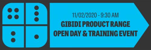 GIBIDI Product Range Open Day & Training