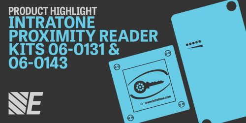 Product Highlight – Intratone Proximity Reader Kits