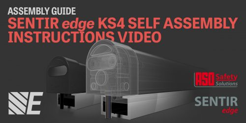 Assembly Guide – SENTIR edge KS4 Self Assembly Instructions Video