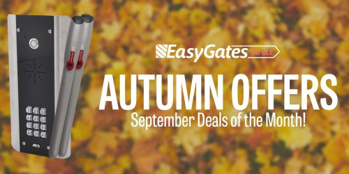 Autumn Offers: September Deals of the Month & More
