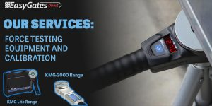 Our Services – Force Testers and Calibration