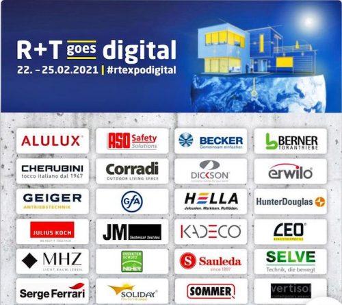 R+T Goes Digital