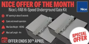 Offer of the Month: NICE