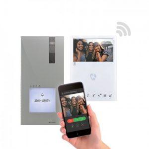 Comelit Quadra Video Intercom Kit (with Alexa Support)