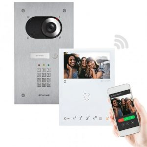 Comelit Switch Video Intercom Kit (with Alexa Support)