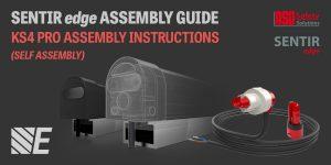 Assembly Guide – SENTIR edge KS4 PRO Self Assembly Instructions Video