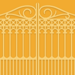 Argyle Collection Driveway Gates