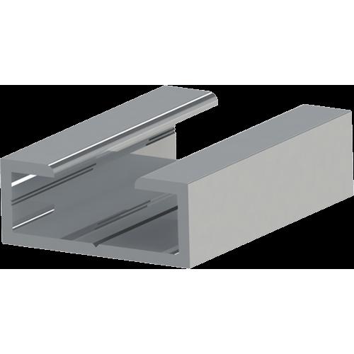 ASO AL 35-14 Aluminium Profile (per m)