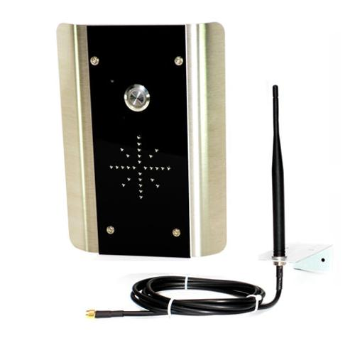 AES PRIME6-AB CELLCOM Prime - 2G Architectural GSM Intercom