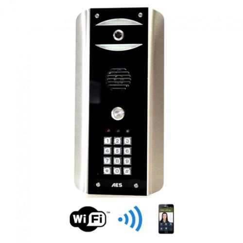 Aes Predator Wifi Video Intercom Standard Architectural