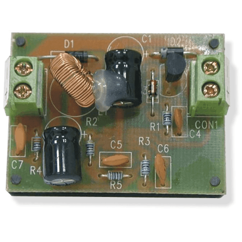 CDVI SM1228 24Vdc to 12Vdc Reducing Module