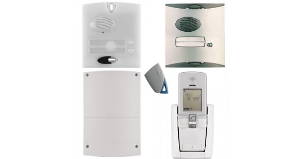 Daitem Sc901au Wireless Audio Intercom System