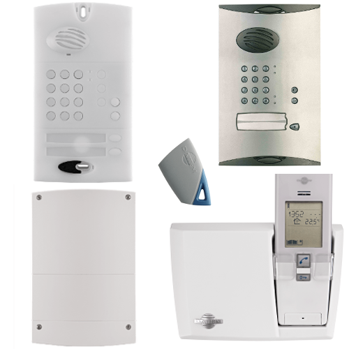 Daitem SC901AX Wireless Audio Intercom System