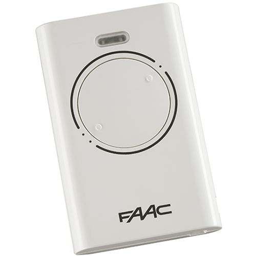 FAAC XT2 2 Button Remote Control