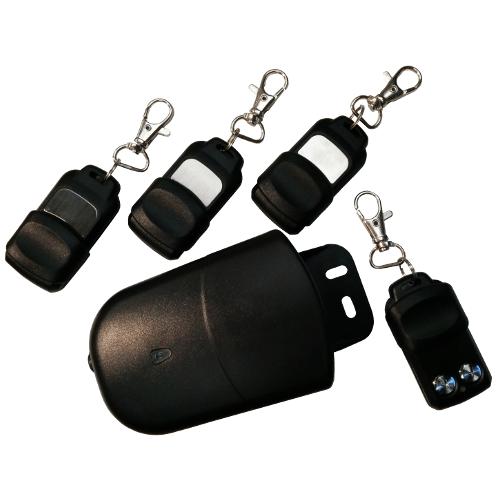 UT2/UR2-433EG   1x Receiver 4x Remote Pack Special
