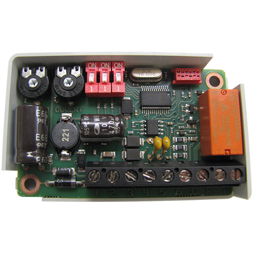 Intratone 12-0110-EN Relay Card For 1 Door Central Unit