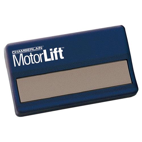 MotorLift 84330E 1 Button Remote Control - Visor Clip (433.92 MHz)