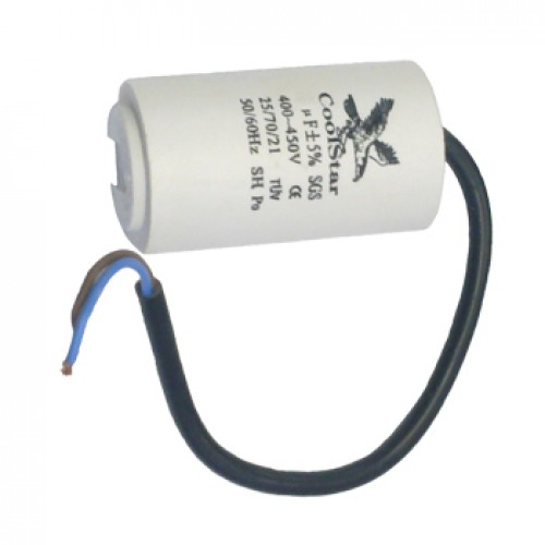 10uf Motor Capacitor With Wire