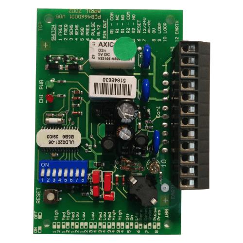 Sensable Sensors Single Channel Loop Detector 12 24v Pcb