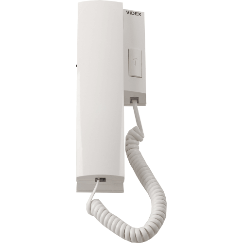 Videx 3011 1x Button Call Tone Smart Line
