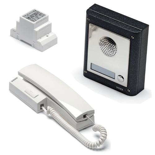 Videx 4000 Series Audio Telephone Interface Kit