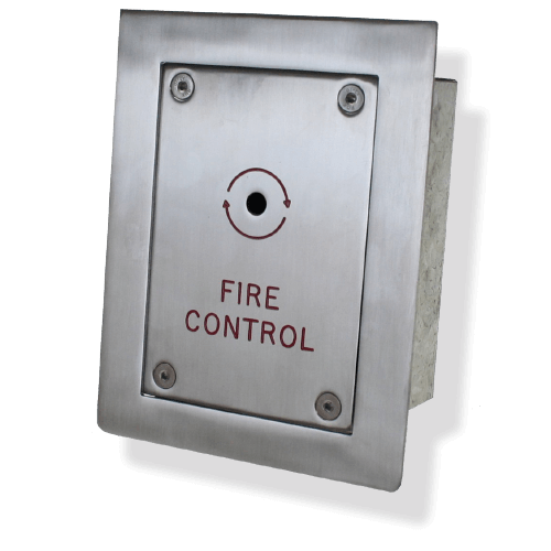 Fire Flush Fireman Switch