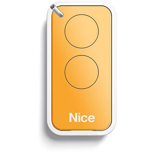 433.92/Mhz rolling code. NICE INTI1L T/él/écommande