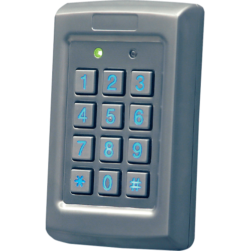 Prastel Easybka Standalone Anti Vandal Keypad