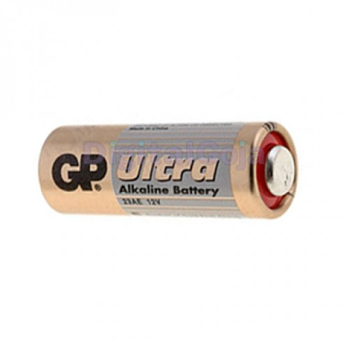 23AE GP Ultra 12V Alkaline Battery for Remote Controls