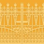Gilberton Collection Driveway Gates