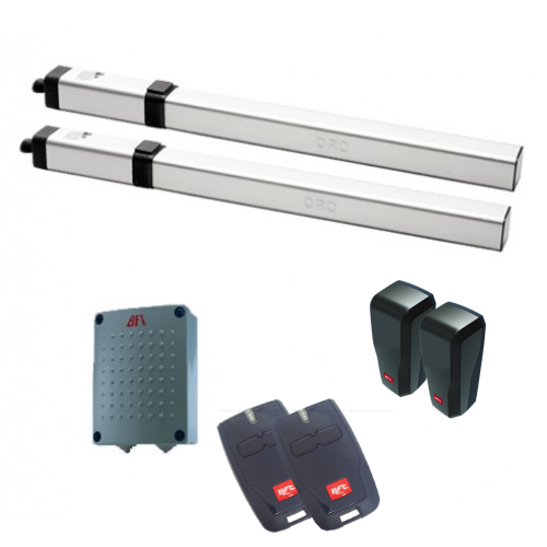 Bft Oro Ram Type Gate Opener Double Kit