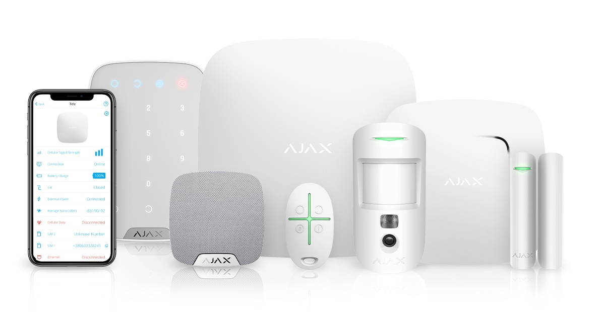 Ajax Devices